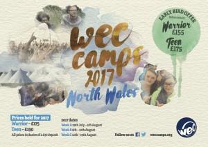 WEC Camps Flyer 2017